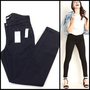 NWT Black Jeans Womens Denim OLD NAVY Super Skinny